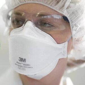 Kertakäyttöiset hengityssuojaimet FFP2 - FFP3